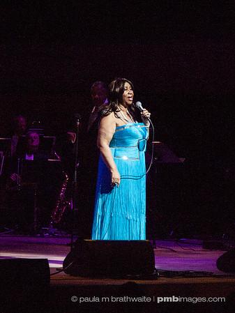 Aretha Franklin in Toronto