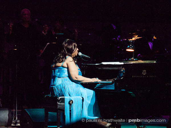 A song in tribute to Sam Cooke:  Ms. Aretha Franklin performing in Toronto. ~ April 12, 2013