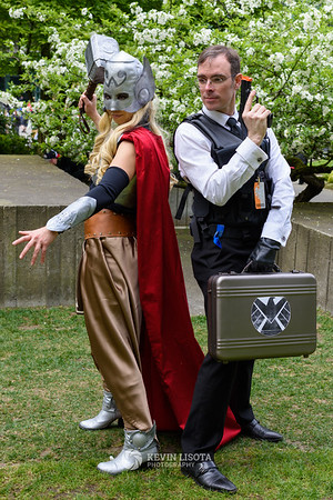 Cosplay - Emerald City Comicon 2016