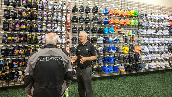 Golf Town grand opening