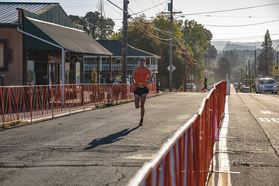 Top male runner - smoked everyone by at least 2 min
