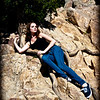 """Jeans ad""  Shot in Boulder Mountain Parks on top of Flagstaff Mountain."