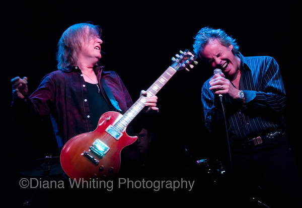 Joe Whiting and Kim Simmonds Savoy Brown