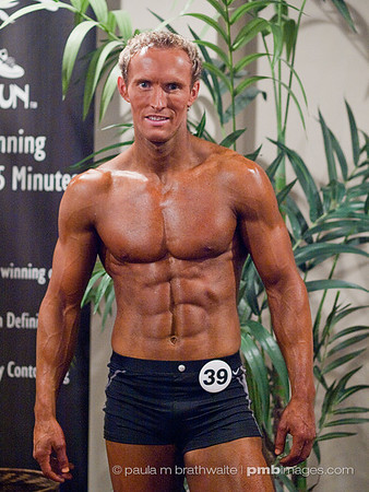 Ian Graham: Level 3 - Athletic Fitness Model Tall - Male - 2nd Place NEW Level 4 Fitness STAR