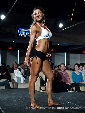 "Elisabeth Magalhaes: Level 2 - Muscular Fitness Model Tall - Female - CHAMPION Audience CHOICE - Female - 2nd Place Ripped Freak - "" Best SIX-PACK"" Award NEW Level 4 Fitness STAR"