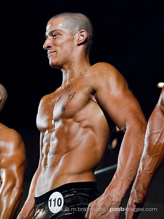Kyle Gentle: Level 3 – Male – Athletic Fitness Model - CHAMPION; Best SIX-PACK Award; Xtreme Athlete Winner