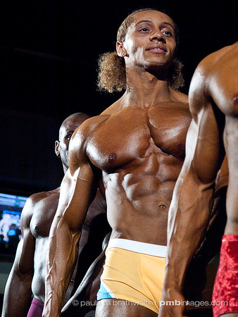 Honoré Levesque: Level 3 – Male - Muscular Fitness Model -  CHAMPION