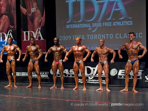 Men's Pro Bodybuilding