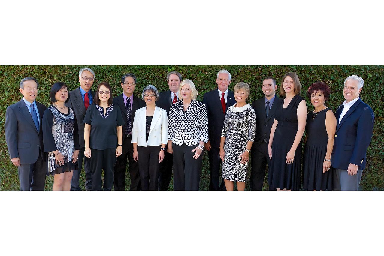 FCC Executive Team