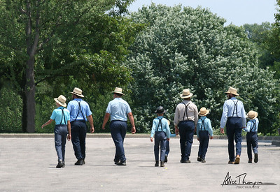 Amish Men and Boys