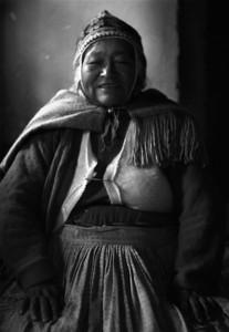 Grandmama ~ Isla Amantaní, Lake Titicaca, Peru