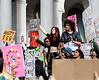 21 January 2017--Los Angeles Women's March