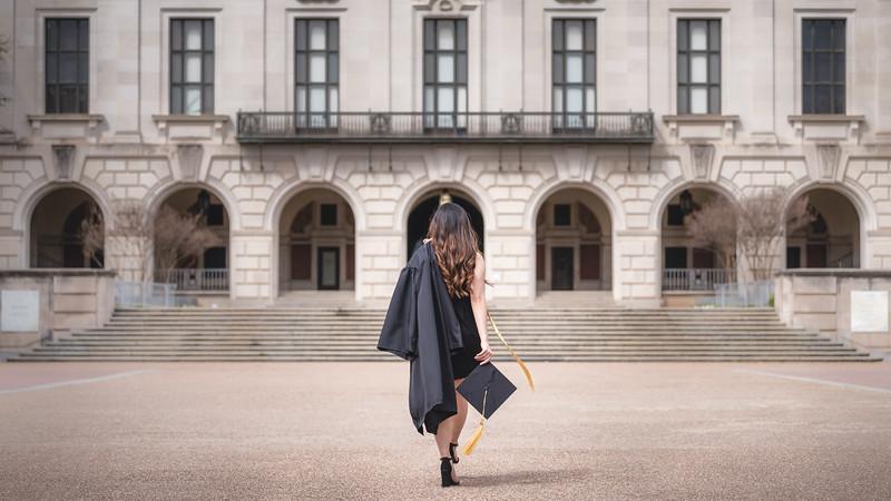 Austin Graduation Portrait 1