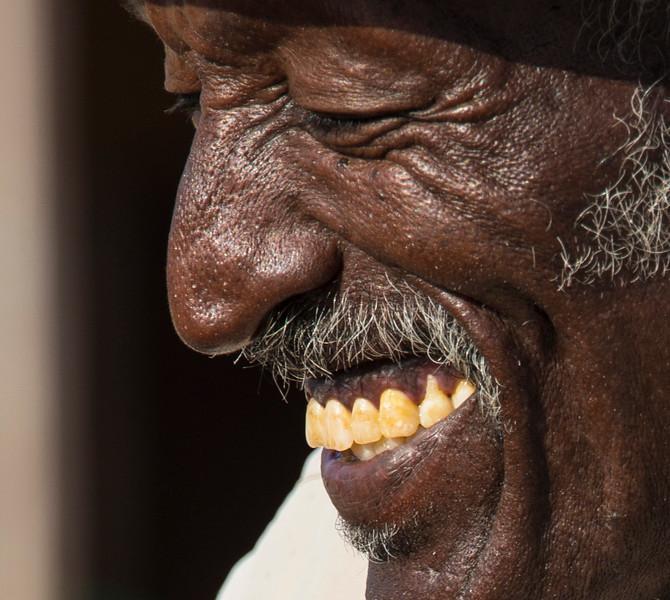 All smiles Garaad, Puntland