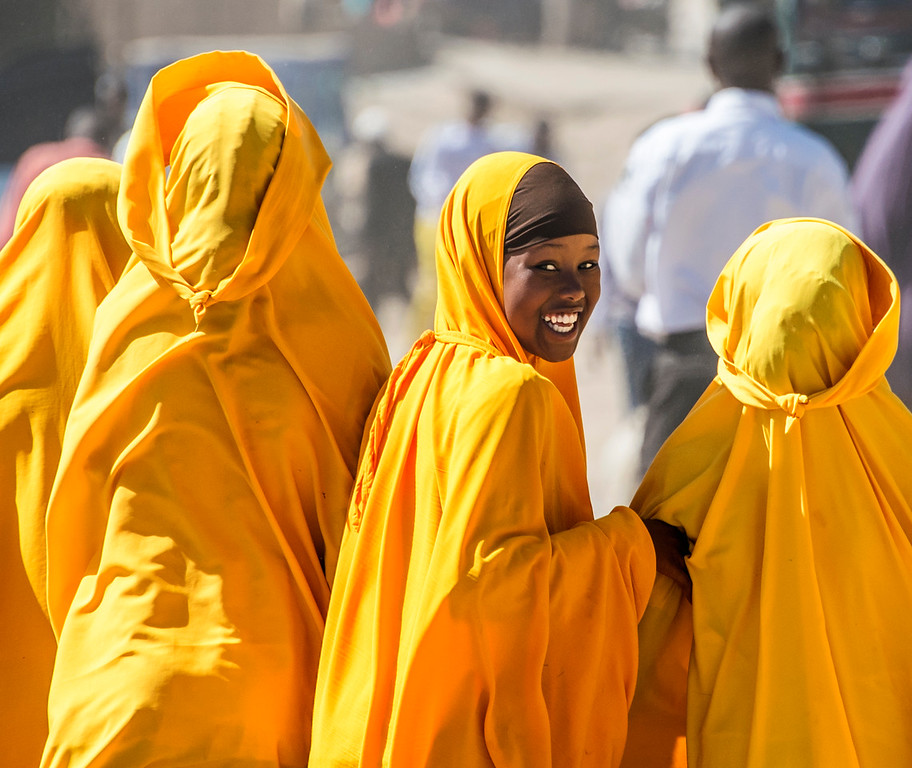 Beauty in amongst the dust and chaos at the Somaliland Ethiopian Border