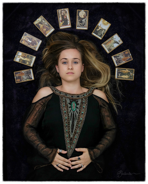 The Tarot Card Reader