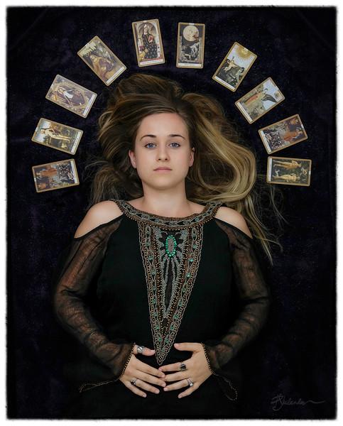 The Tarot Card Reader