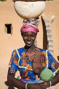 Bandiagara Escarpement, Mali