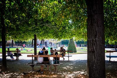 J'aime bien la place des Vosges | I like the Place des Vosges