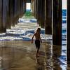 Boy Scrips Pier