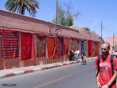 Marrakech in Red