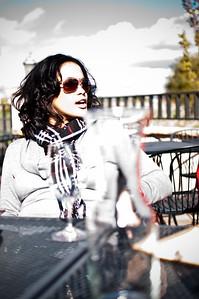 Sunglasses & Hair