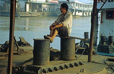 Yangtze Porter, Chongqing,  Chongqing Province, China