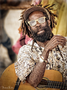 The Reggae Singer