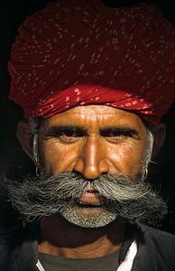 Rajput Pride / Jodhpur, Rajasthan, India