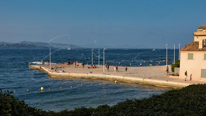 la plage de la Ponche