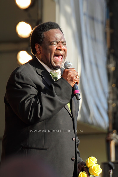 Al Green<br /> New Orleans Jazz Fest 2012