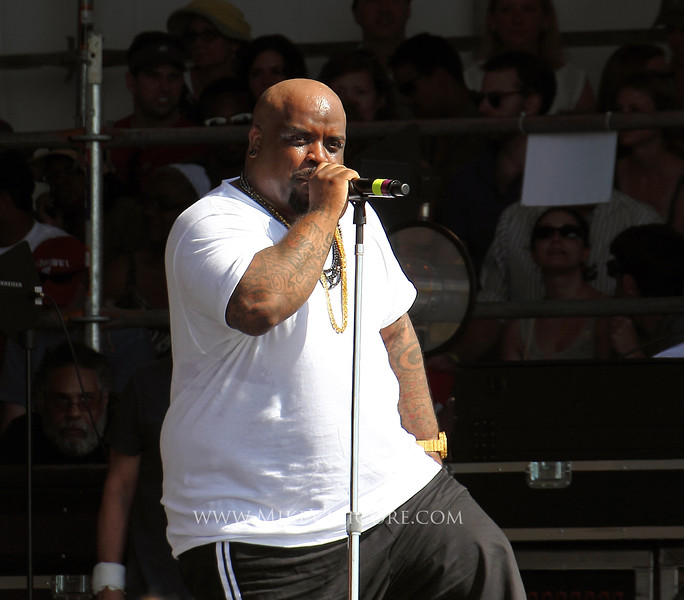Cee Lo Green<br /> Jazz Fest 2012