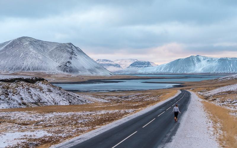 Snæfellsnes Peninsula, Western Region, Iceland