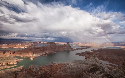 Alstrom Point, Lake Powell, UT