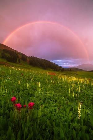 Gore Range Rainbow