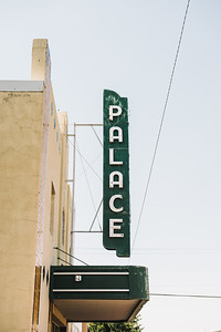 Palace Theater Marfa Texas