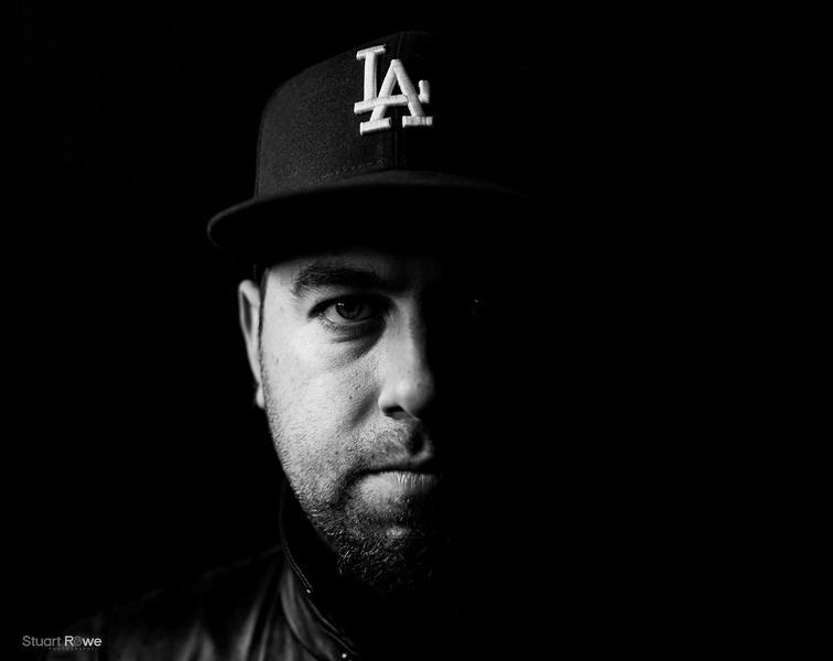 DJ Moodz Portrait