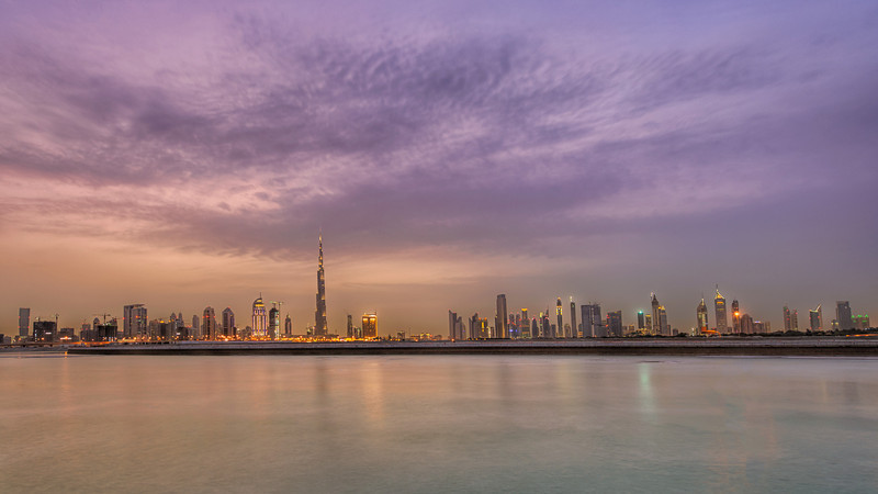 My city skyline - Dubai
