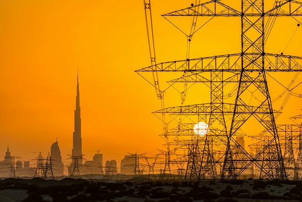 Power to Dubai