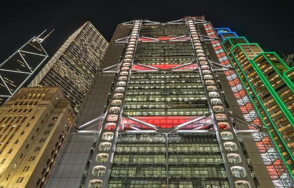 2013 Pic(k) of the week 11: HSBC building Hong Kong
