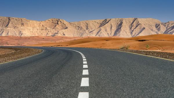 Desertscape, UAE