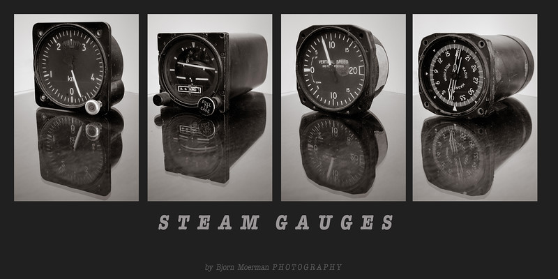 Steam gauges