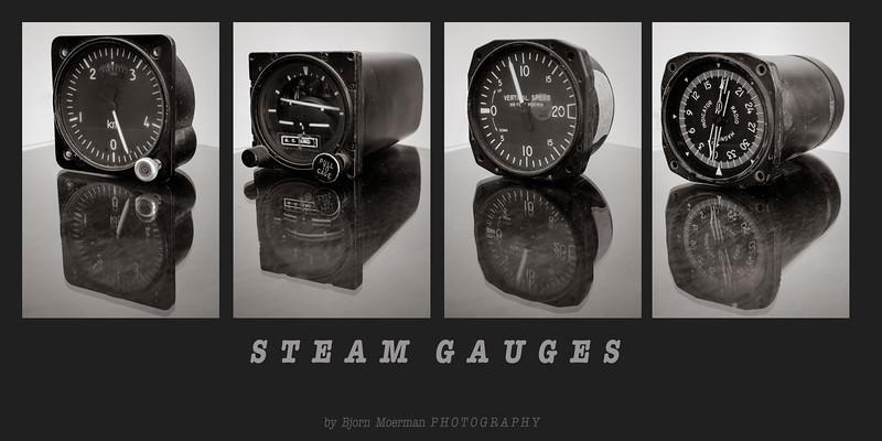 Steam gauges