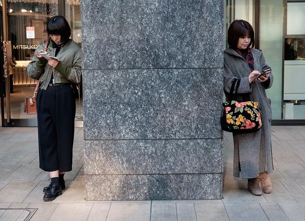 Ginza girls