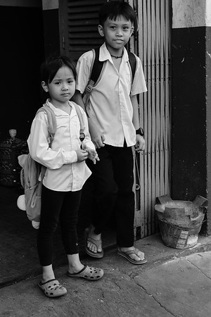 The Kids of Cambodia