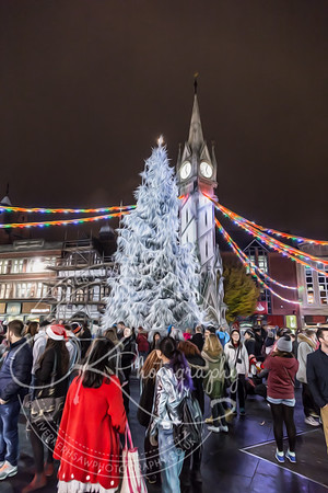 Leicester Christmas lights-7