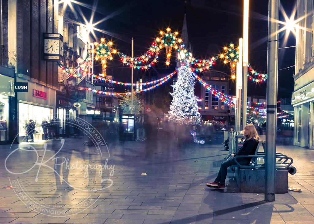 Leicester Christmas lights-5
