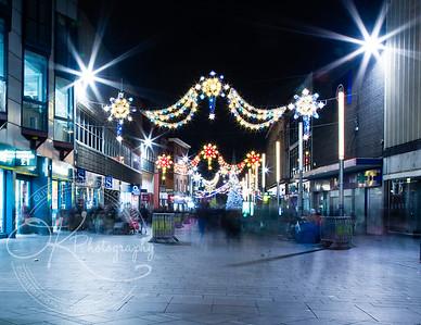 Leicester Christmas lights-3