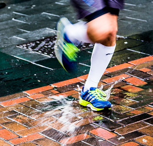 Leicester marathon
