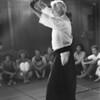 George Leonard Aikido demo at Esalen